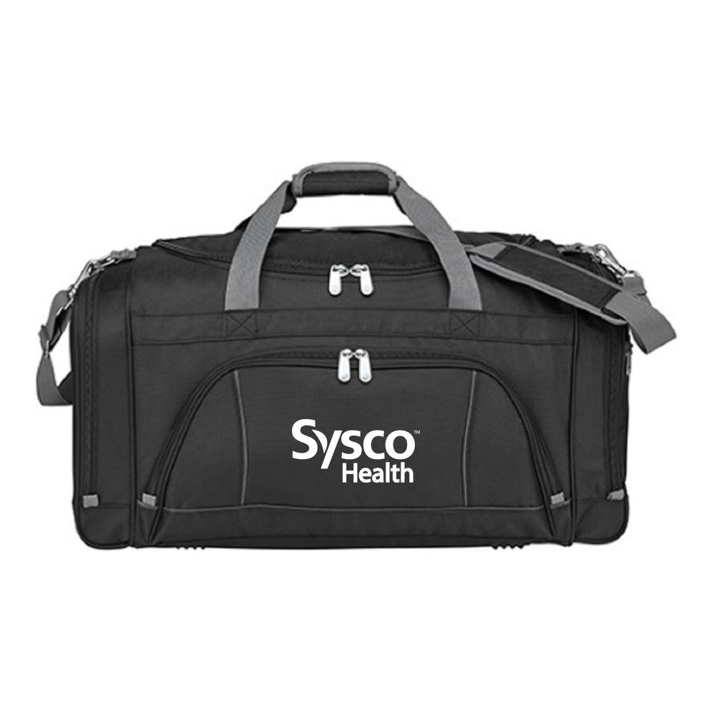 Titanium Voyager Duffel - Personalization Available