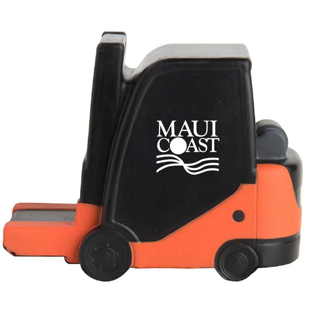 Forklift Stress Reliever-Personalization Available
