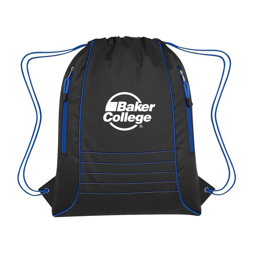 Challenger Drawstring Sports Pack-Personalization Available