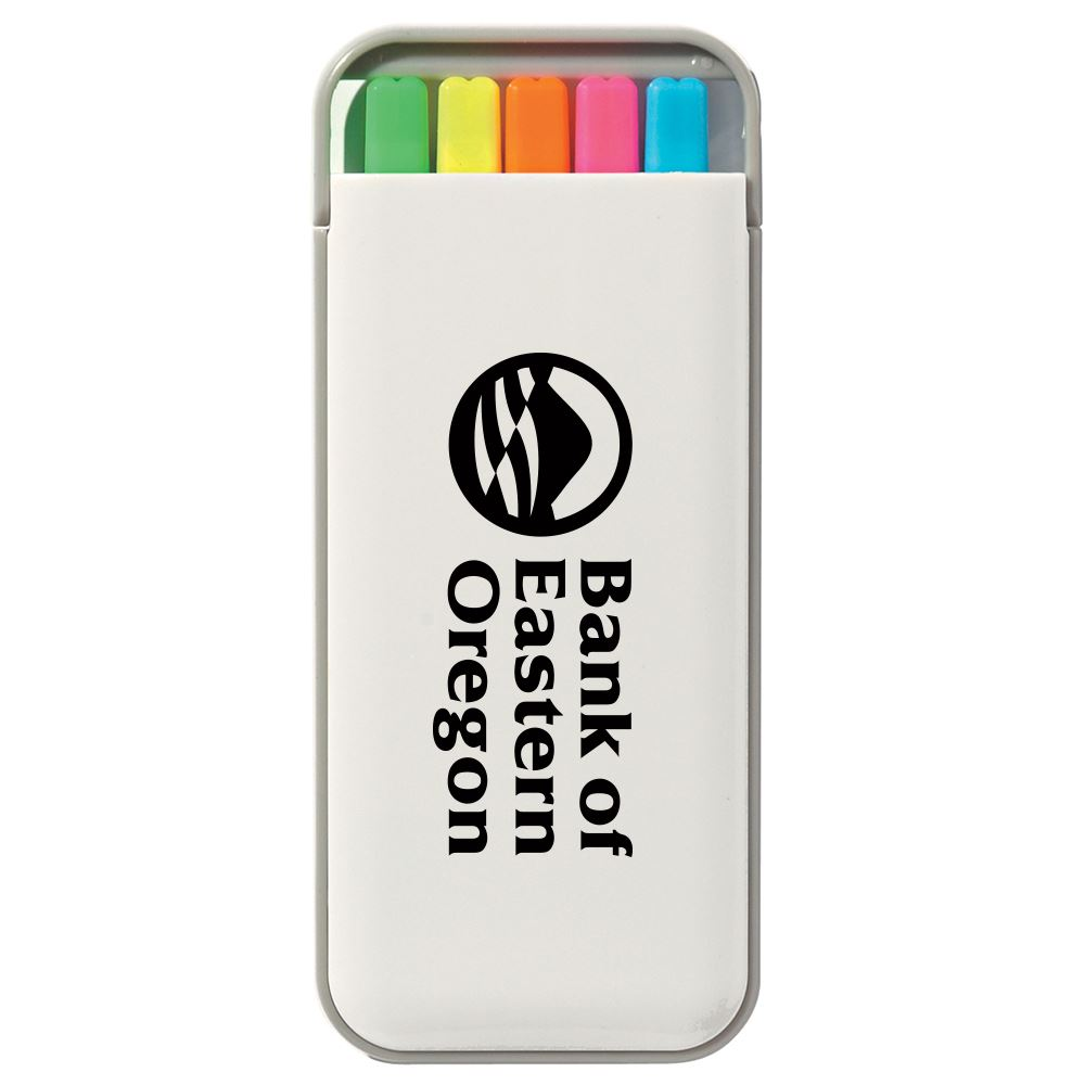 5-In-1 Highlighter Set - Personalization Available