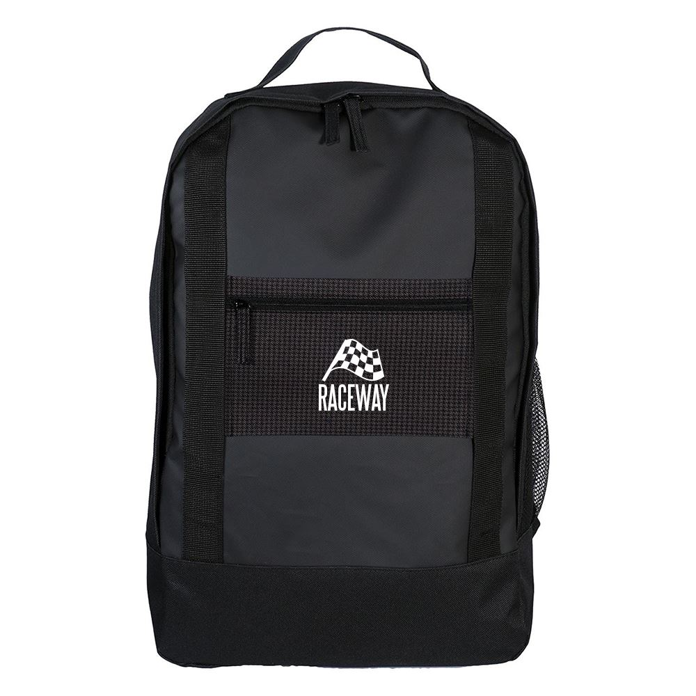 Houndstooth Pocket Backpack - Personalization Available