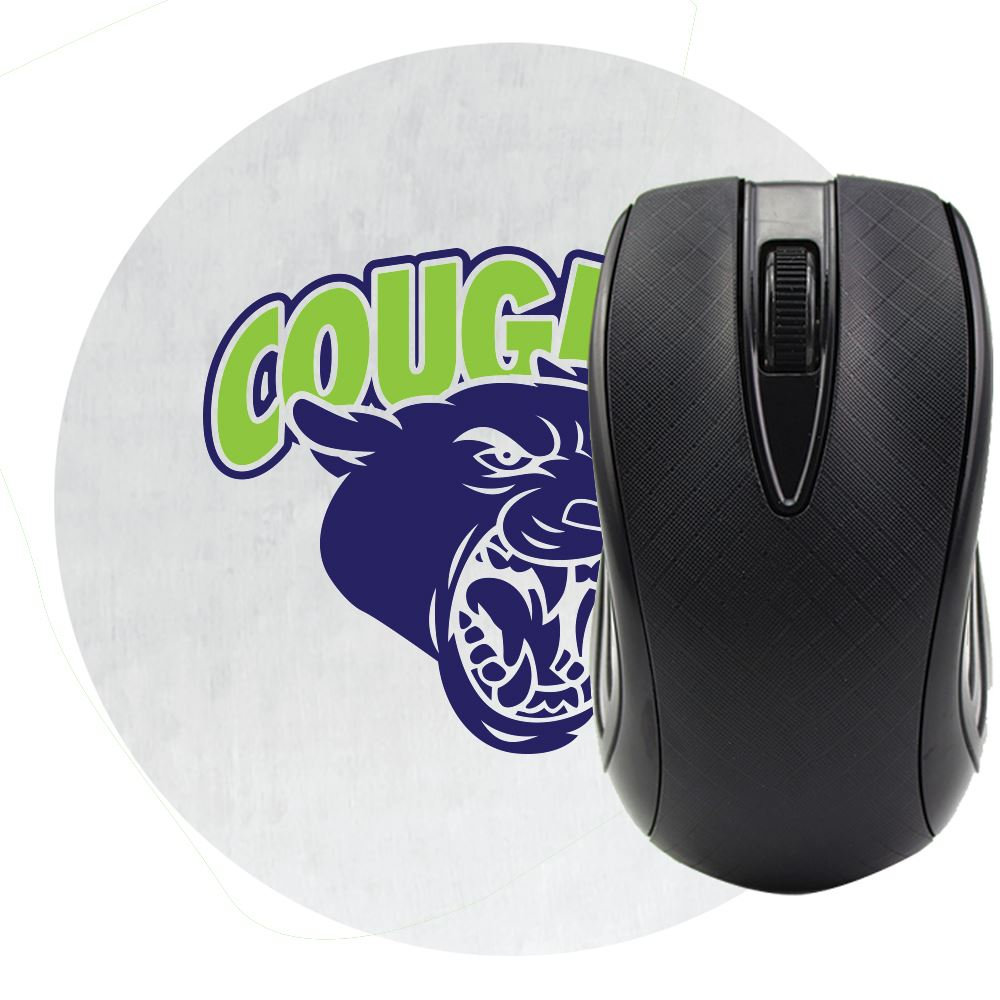 Dye Sublimated Computer Mouse Pad - 5