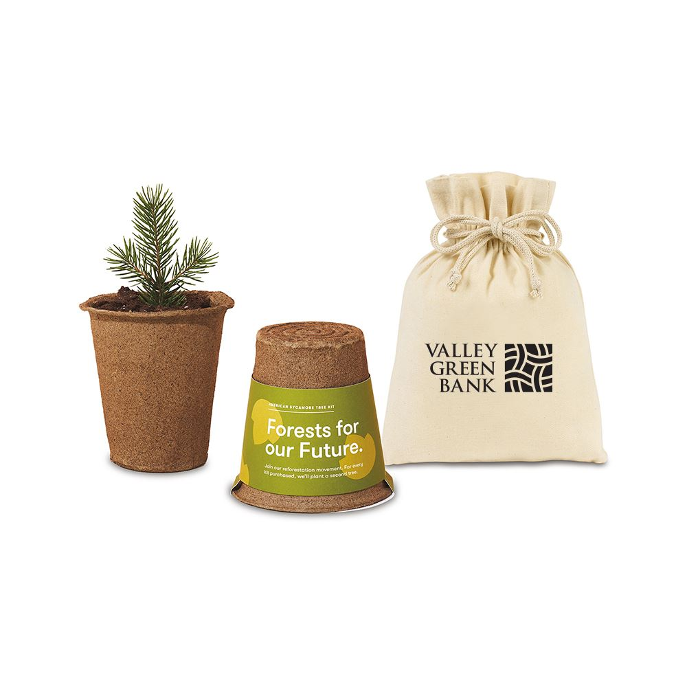 Modern Sprout One For One Tree Kit - Personalization Available
