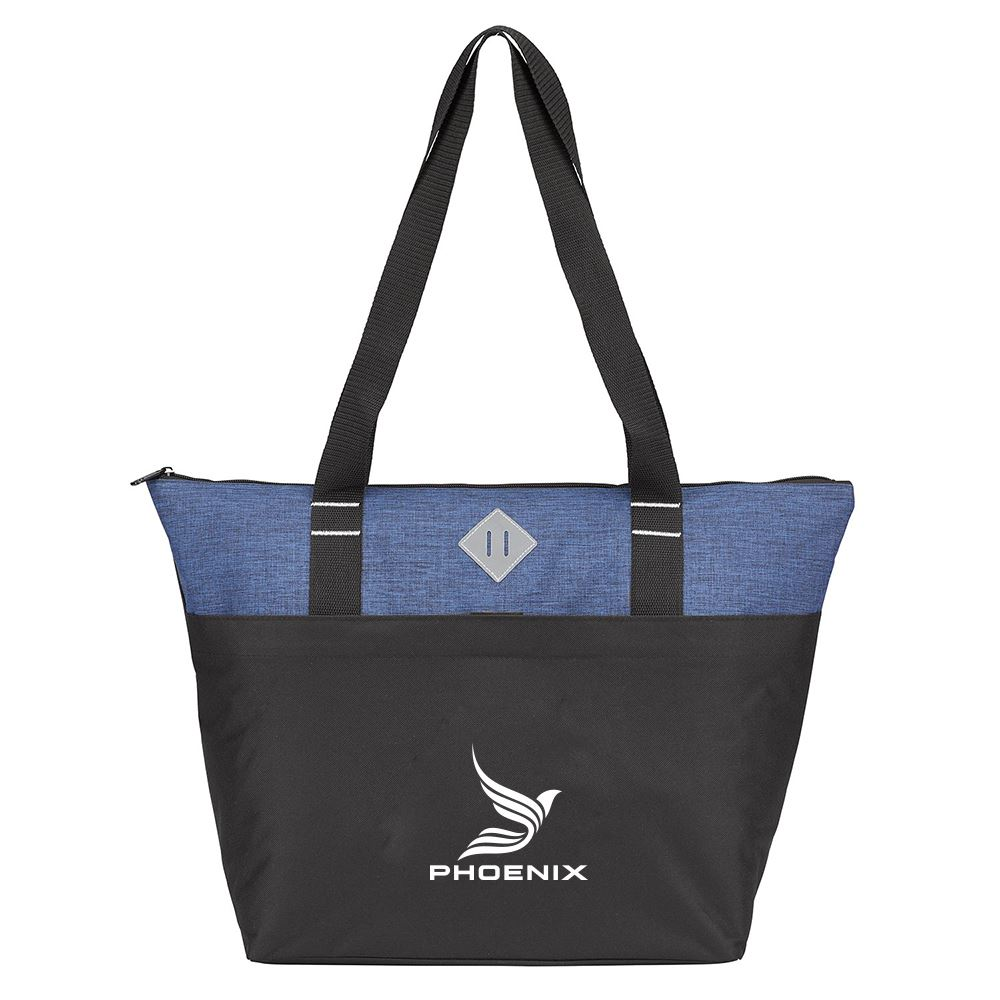 Heather Travel Tote - Personalization Available