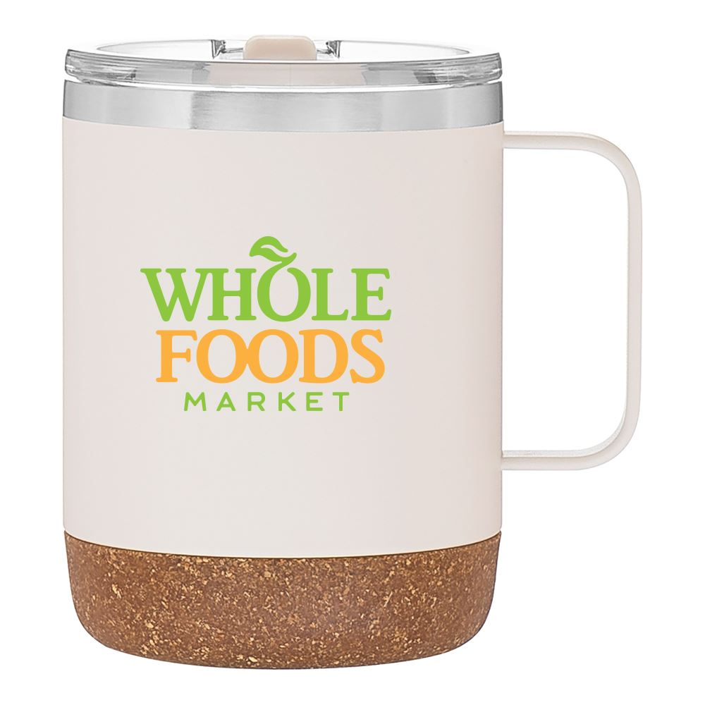 Explorer Matte Powder Coated Steel Thermal Mug 12 oz. - Personalization Available