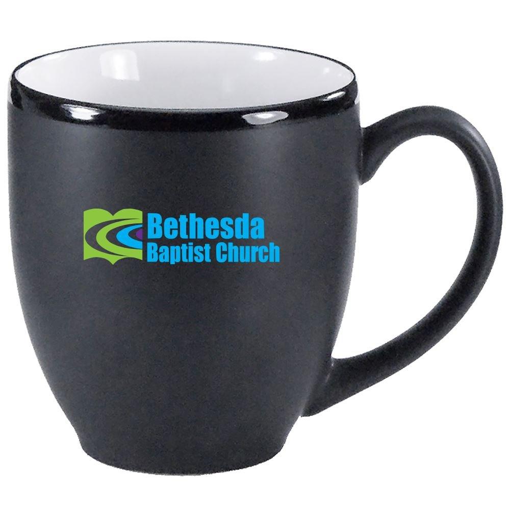 Hilo Bistro Mug 16oz.-Personalization Available