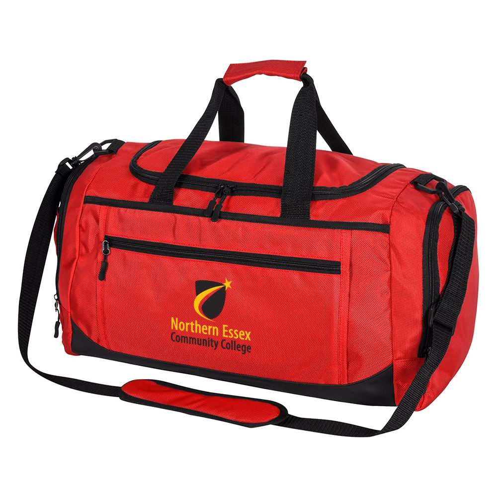 Training Day Duffel Bag-Personalization Available