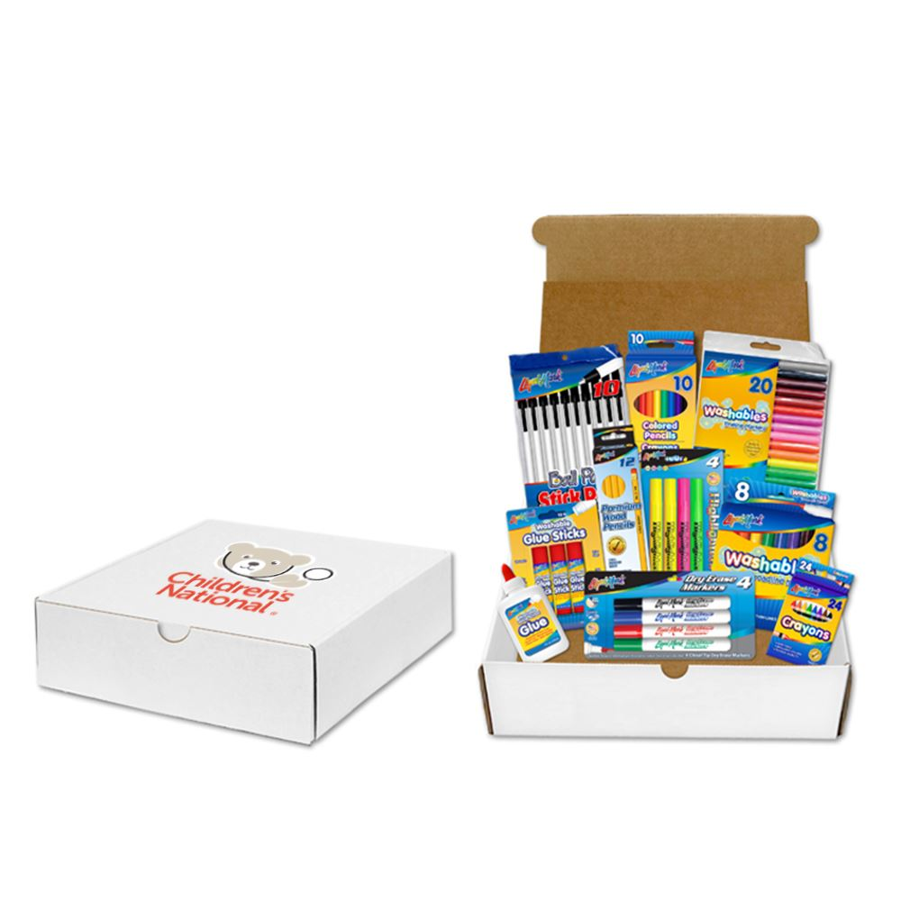 School Supply Kit - Personalization Available