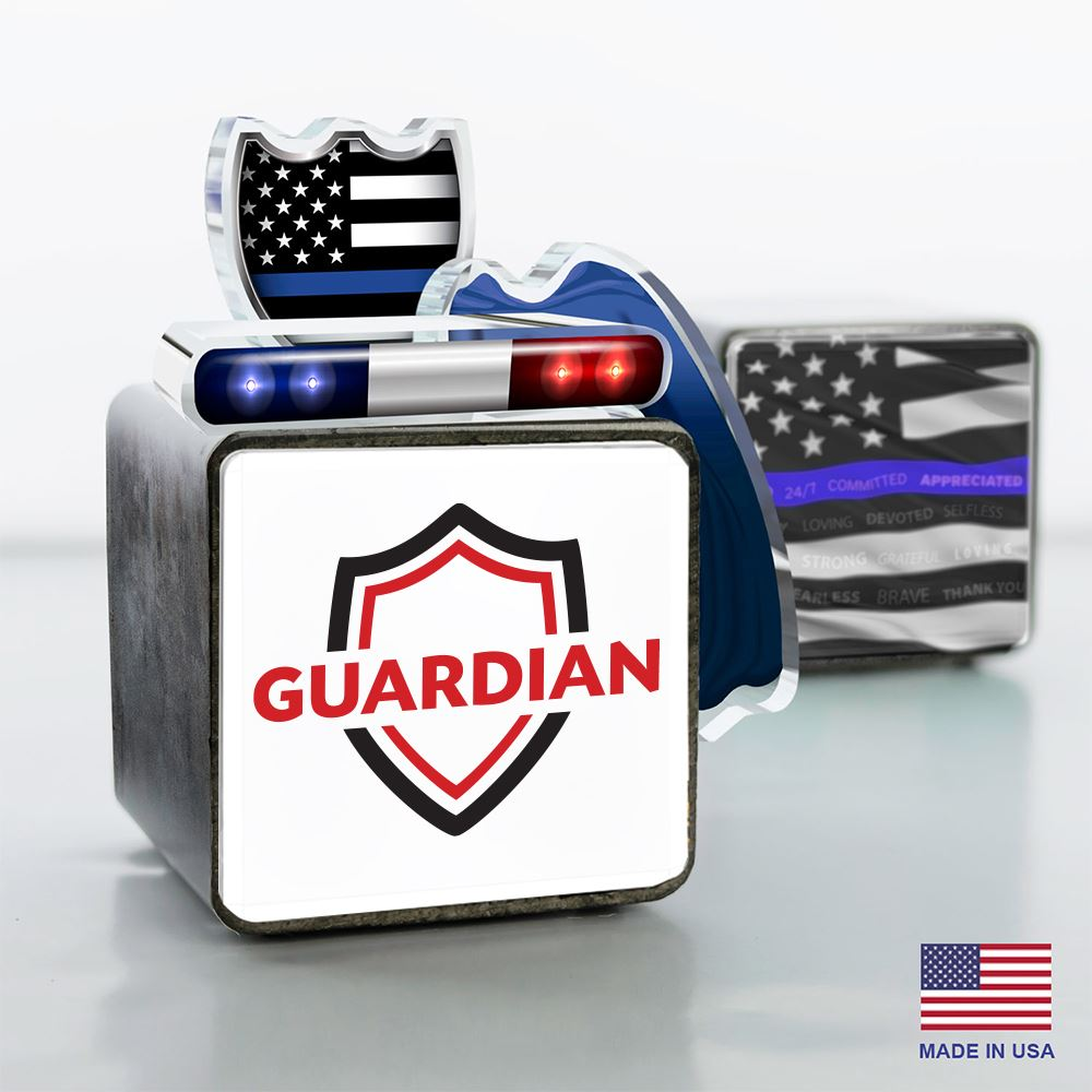 Hero Cube - Law Enforcement Edition - Personalization Available