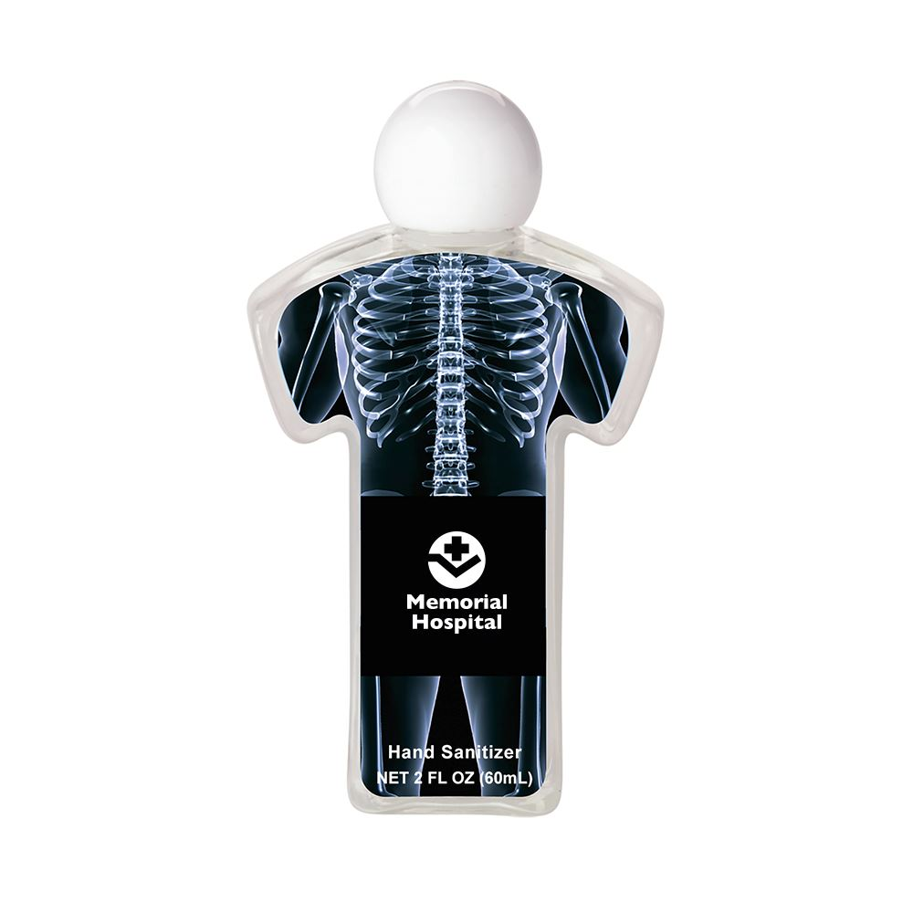 Uniform Hand Sanitizer - 2.19 oz. - Personalization Available