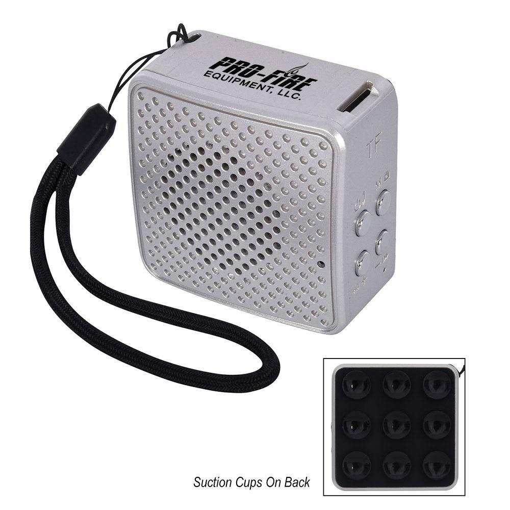 Stick It Wireless Speaker-Personalization Available