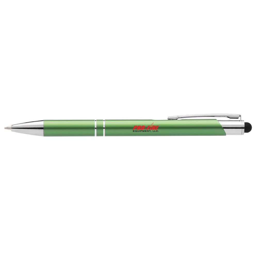 Matte Tres-Chic with Stylus Top - Full Color - Personalization Available