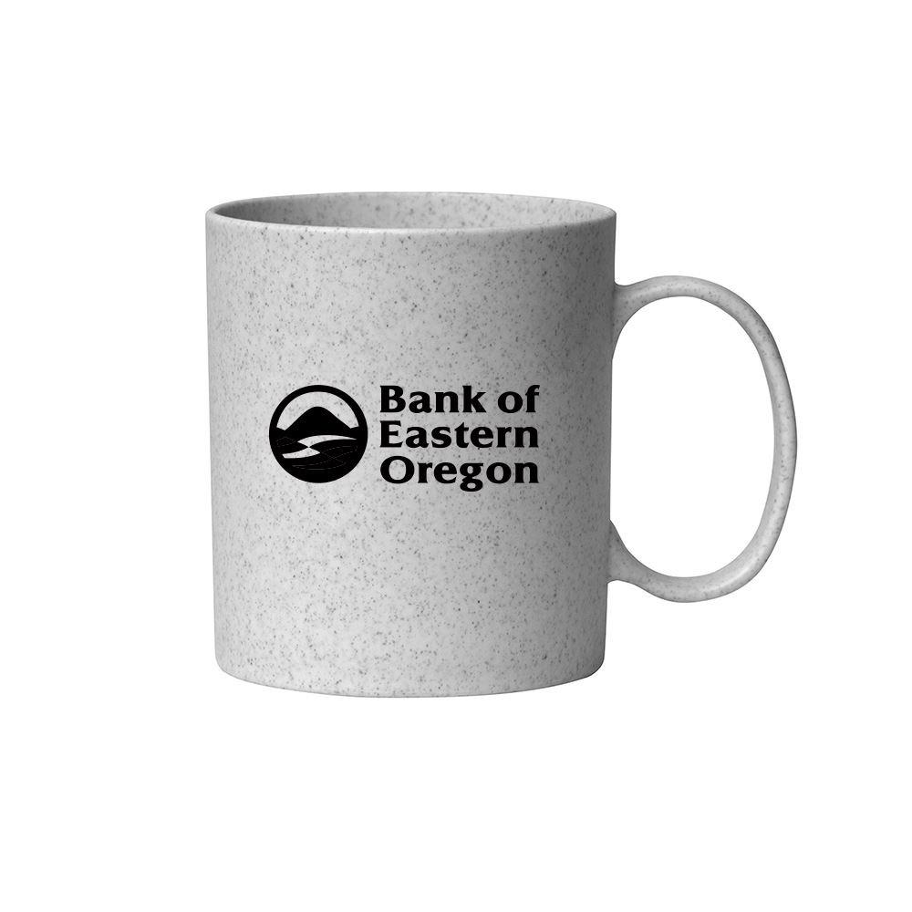 Eco-Friendly Wheat Straw Mug- Personalization Available