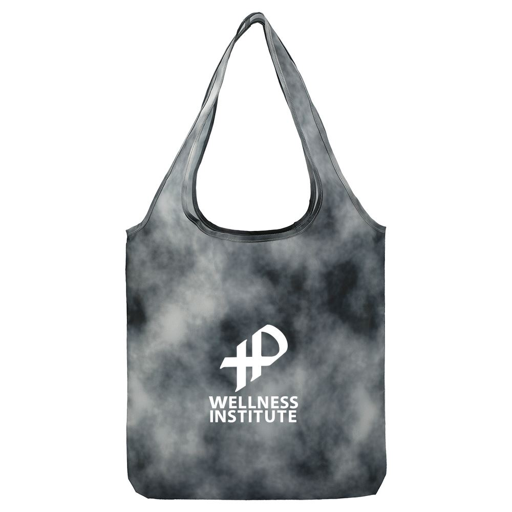 Tie Dye Shopper Tote-Personalization Available