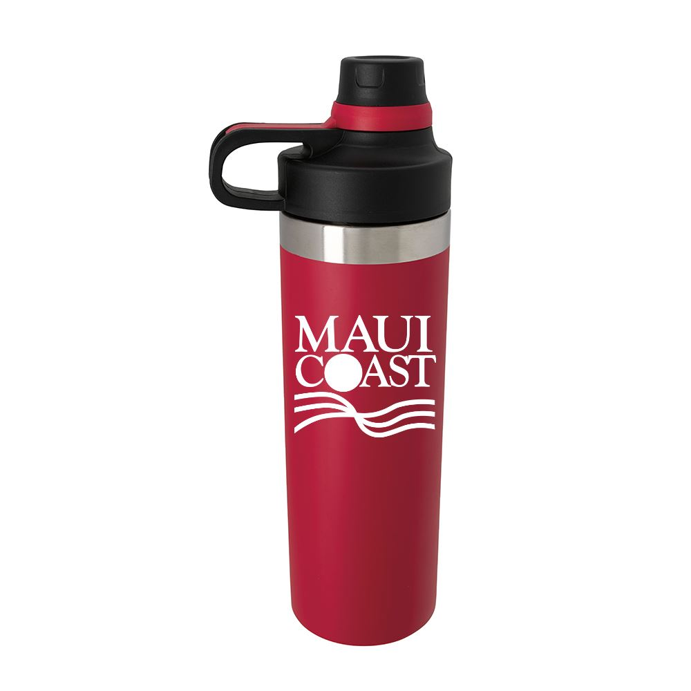 Courage Vacuum Sport Bottle 18 Oz - Personalization Available