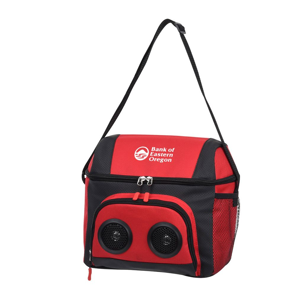 Intermission Cooler Bag With Speakers - Personalization Available
