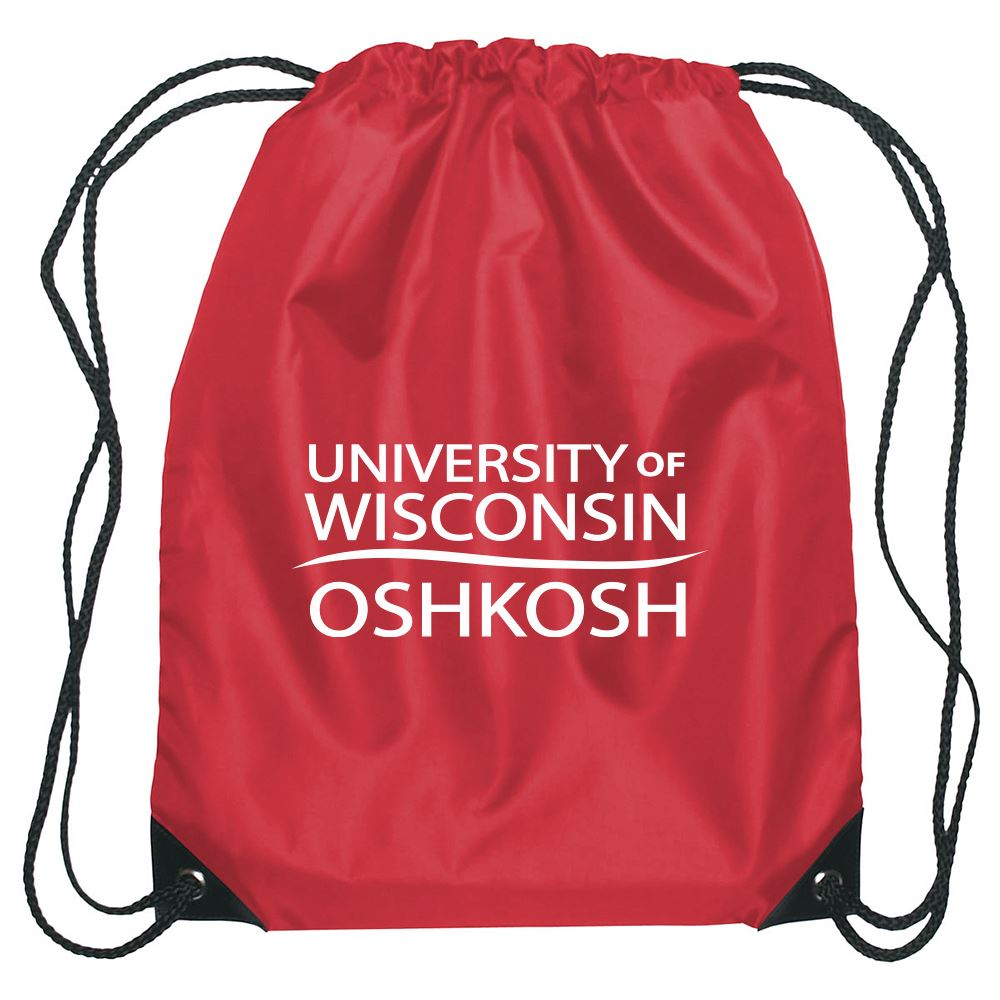 Drawstring Sports Pack with Antimicrobial Additive - Personalization Available