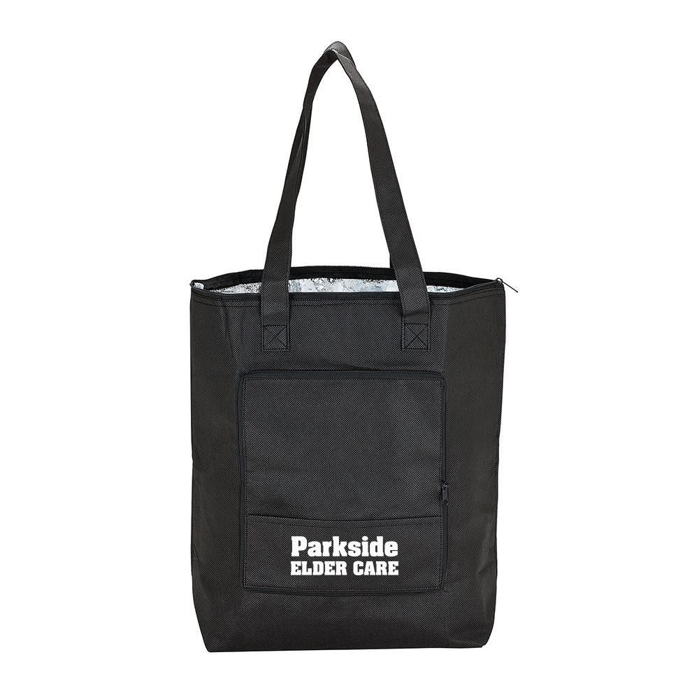 Barbuda Folding Cooler Tote-Personalization Available