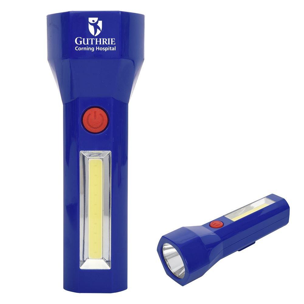 LED Magnetic Flashlight - Personalization Available