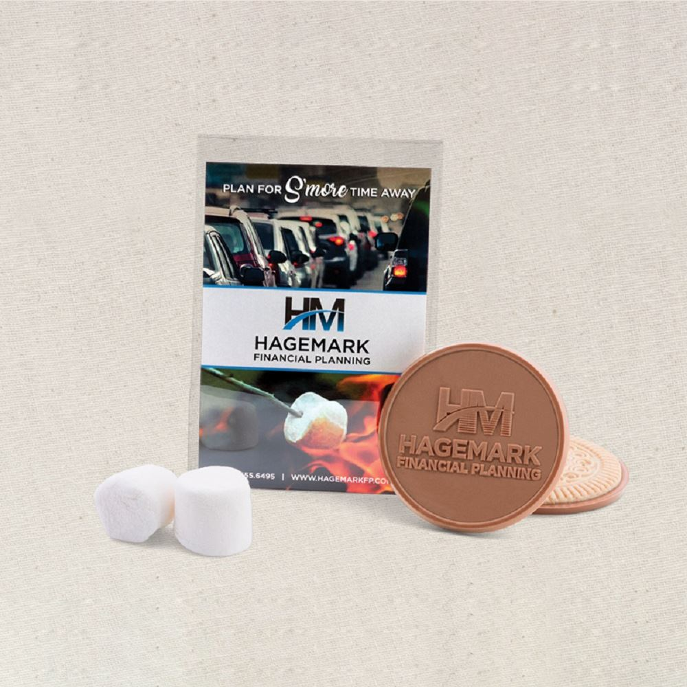 1 Person S'mores Kit-Personalization�Available