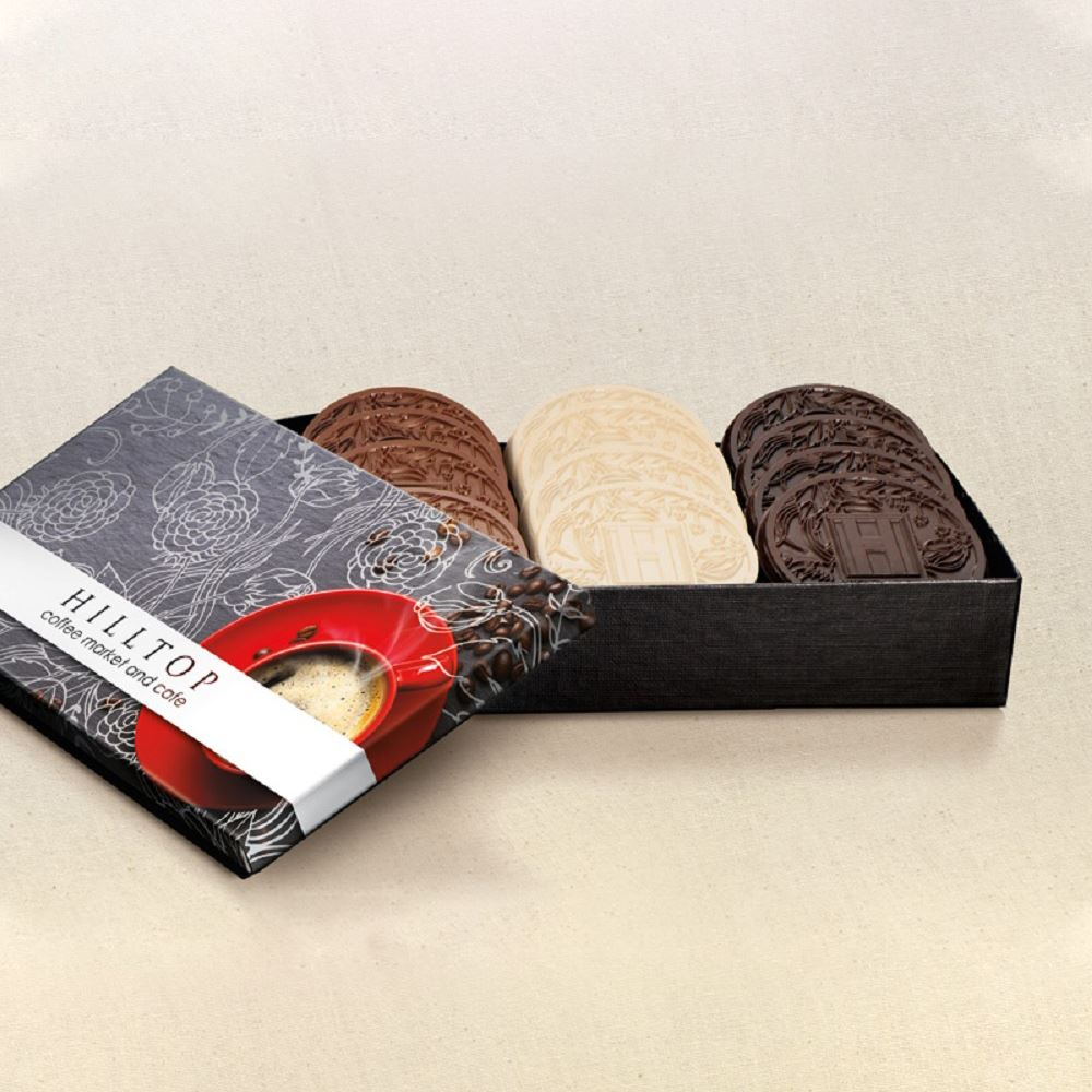 12-Cookie Gift Box-Personalization Available