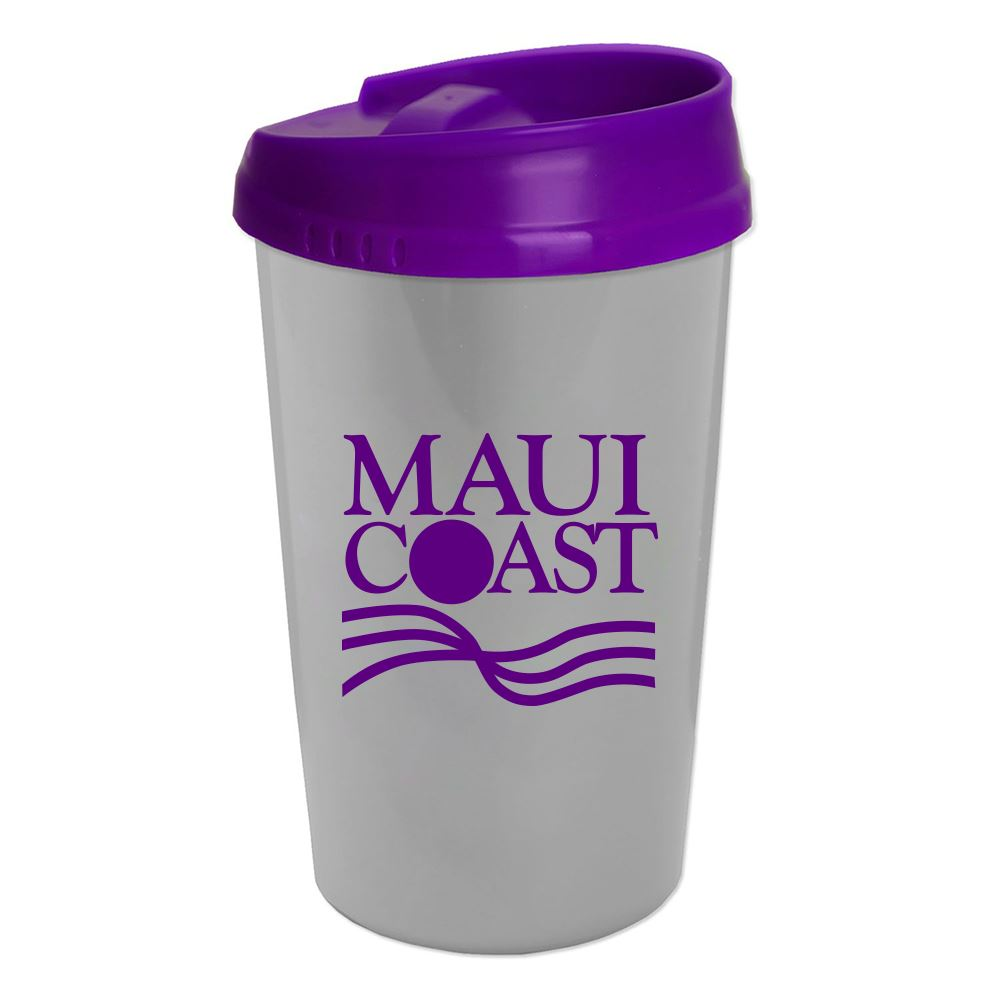 Acrylic Sentinel Tumbler Auto Sip Lid-Personalization Available