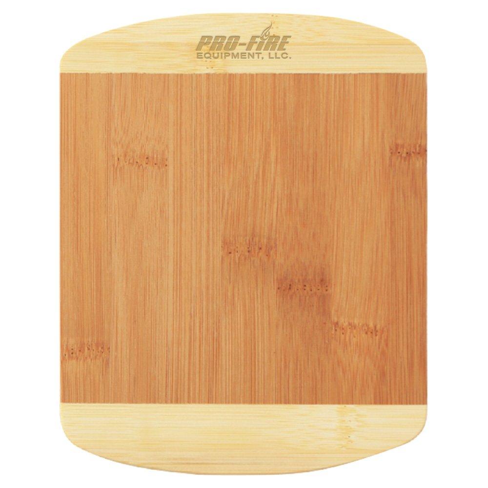 Large Two-Tone Bamboo Cutting Board