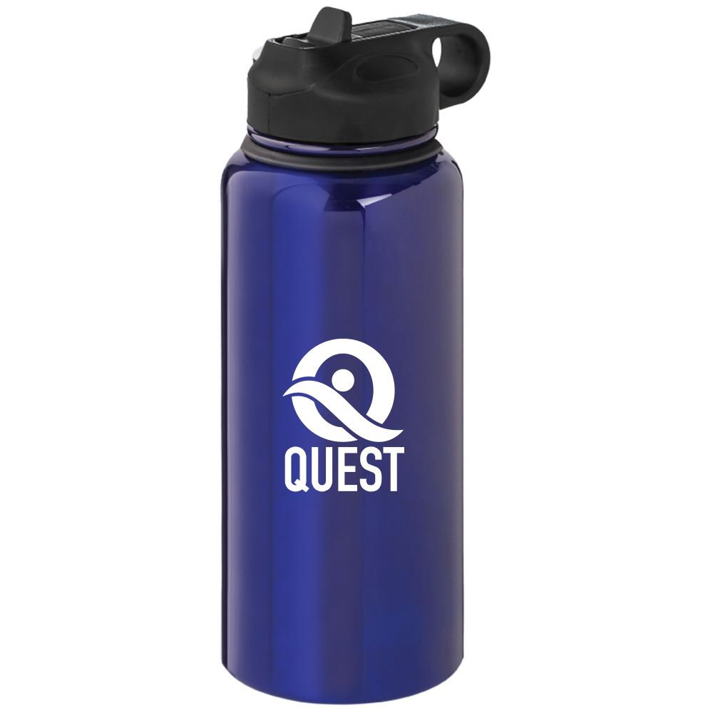 Titan 32 Oz Vacuum Insulated Water Bottle-Personalization Available