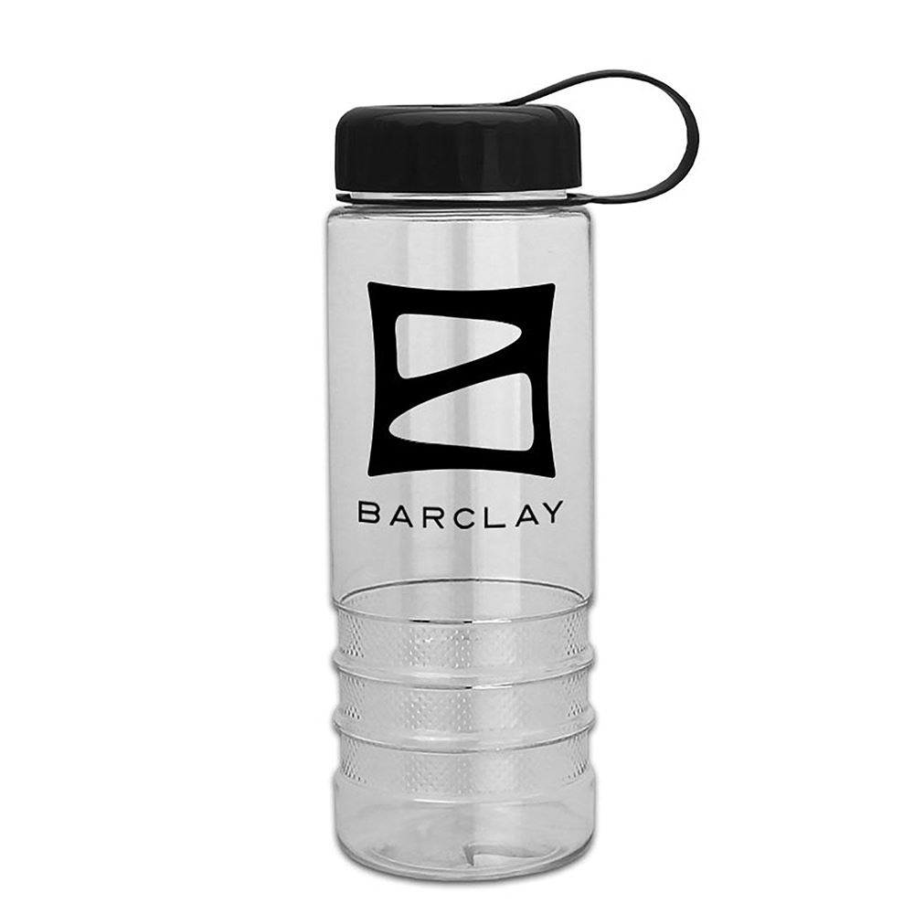 Salute 2 Tritan Bottle With Tethered Lid - 24 Oz.-Personalization Available