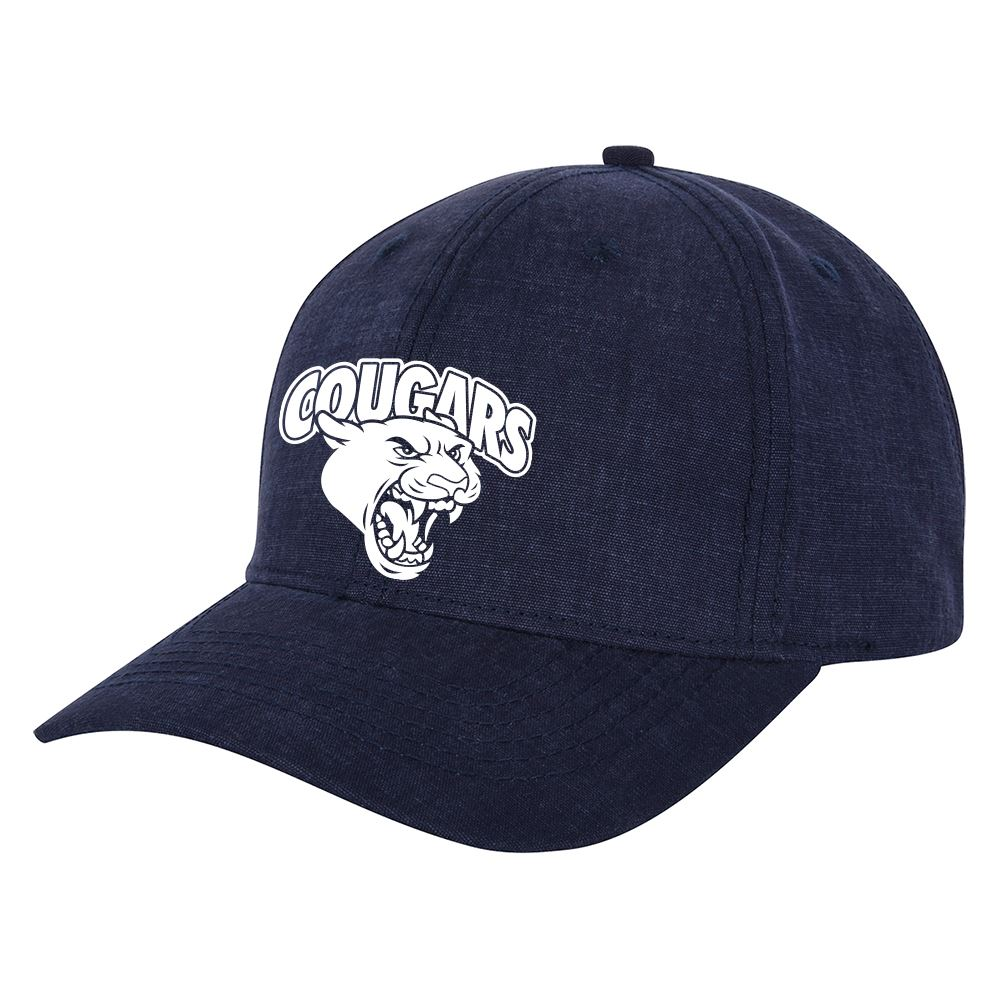 Bailey Brushed Cotton Cap-Embroidered Personalization Available