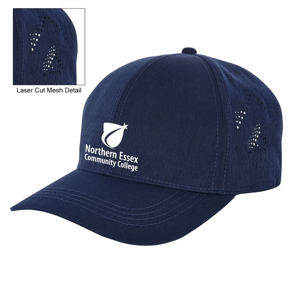 Arrow Laser Mesh Back Cap-Personalization Available