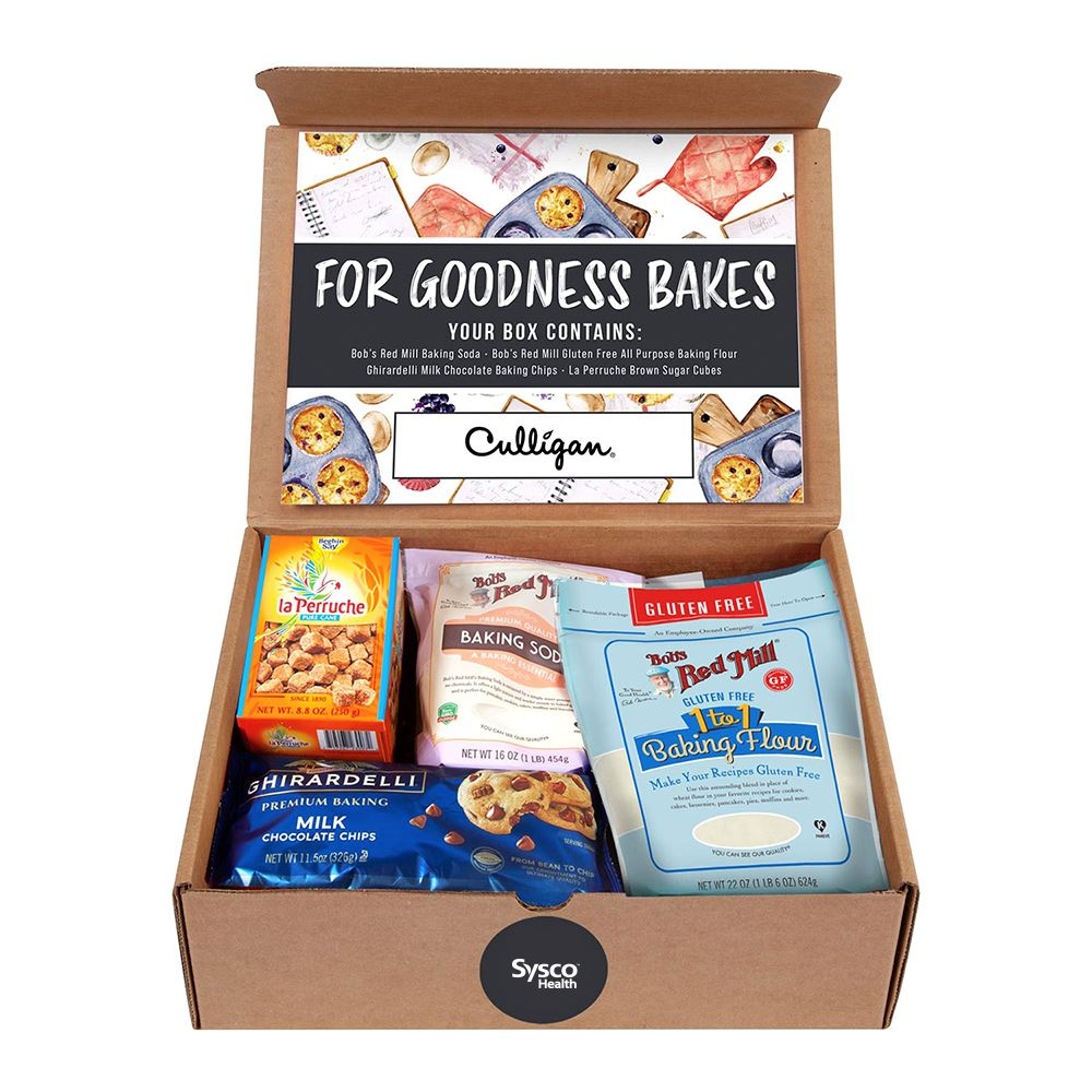 For Goodness Bakes - Baking Gourmet Kit - Personalization Available
