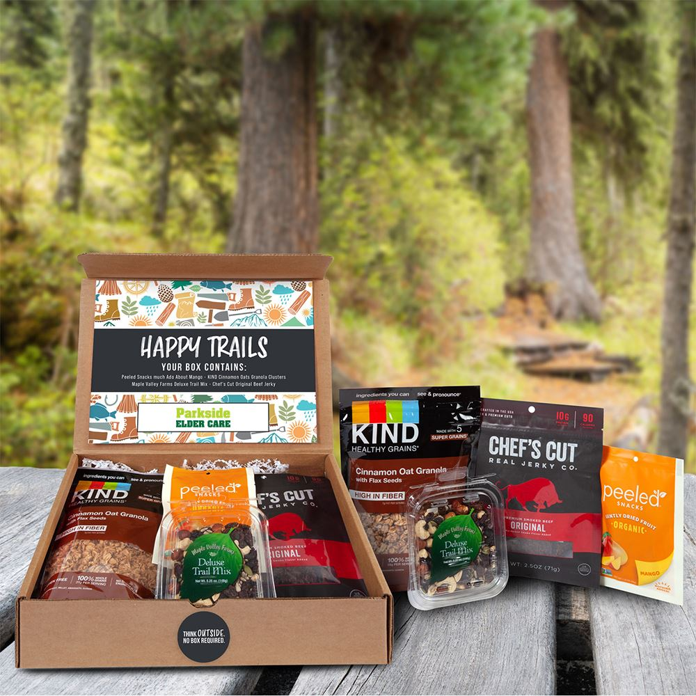 Happy Trails - Healthy Gourmet Kit - Personalization Available
