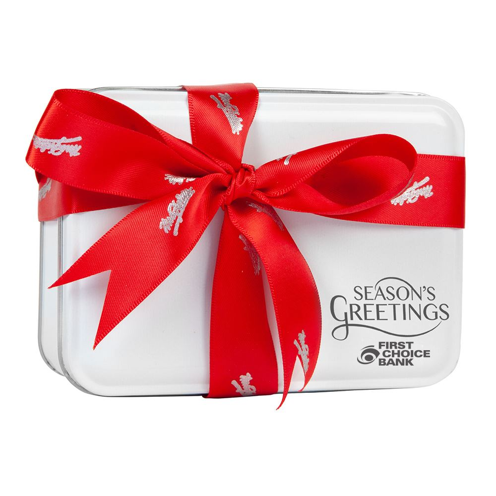 Mrs. Fields Sweet Delights Cookie Tin - Personalization Available
