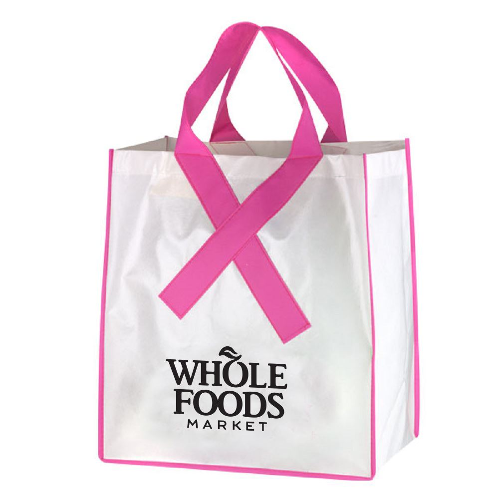 Breast Cancer Awareness Bag- Personalization Available