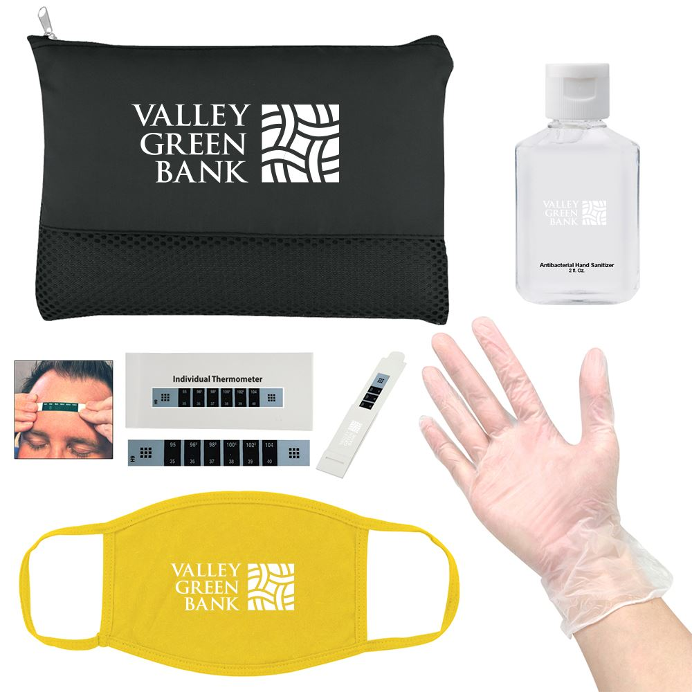 At The Office PPE Kit - Personalization Available