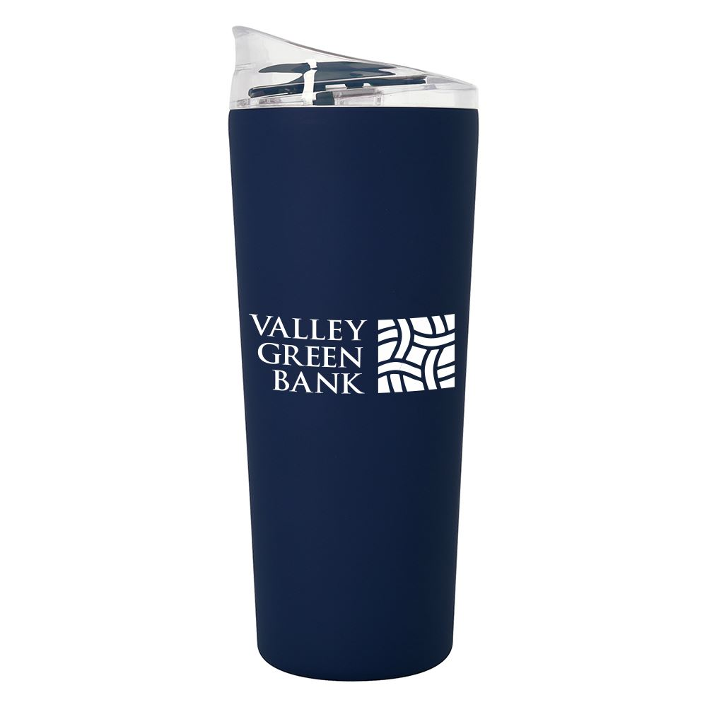 Jordan Stainless Steel Tumbler 22 oz.- Personalization Available