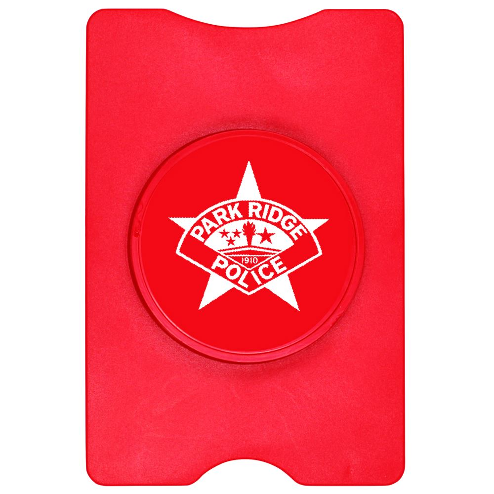 RFID Stand-Out Phone/Card Holder - Personalization Available