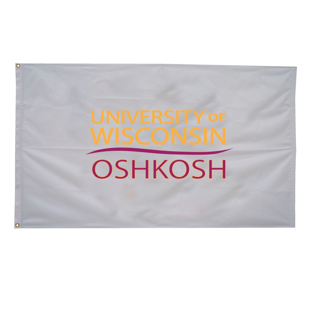 Nylon Flag (Single-Sided) - 6' x 10' - Full Color Personalization Available