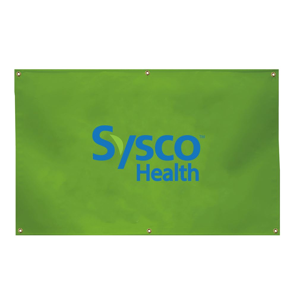 18 oz. Vinyl Banner (Single-Sided) - 3' x 4'- Personalization Available