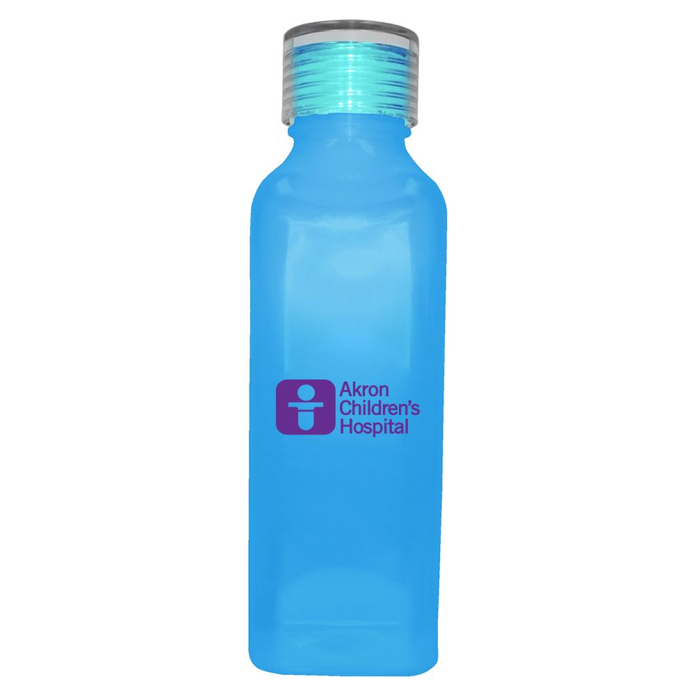 Classic Edge Bottle With Standard Lid 24 Oz. - Personalization Available