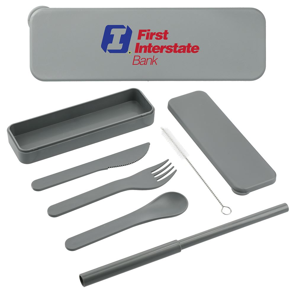 PLA Utensil Set -�Personalization Available