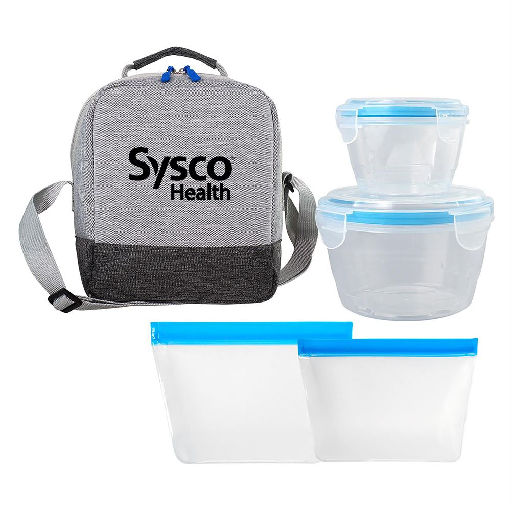 Bay Handy Nested Seal Tight Bagged Lunch Kit -�Personalization Available