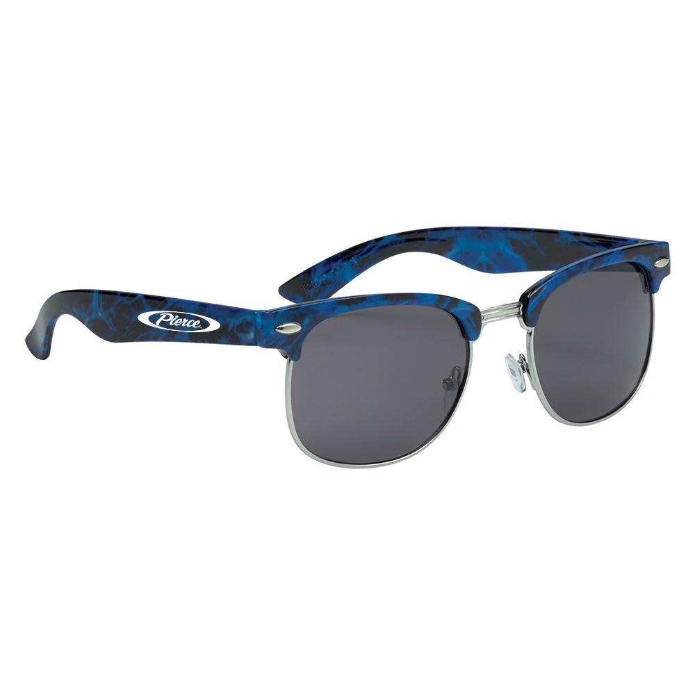 Riptide Water Camo Panama Sunglasses- Personalization Available