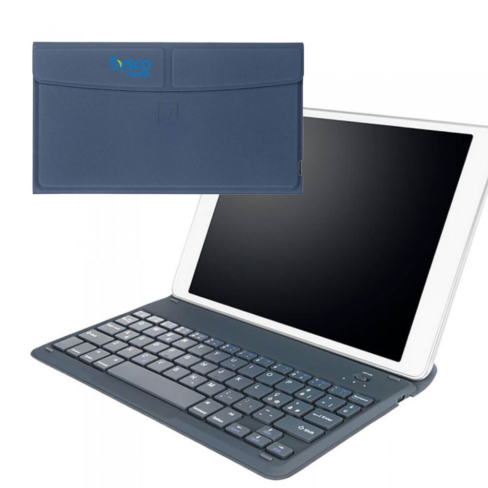 Tucano Scrivo Bluetooth Keyboard With Integrated Stand For Tablets Up to 10