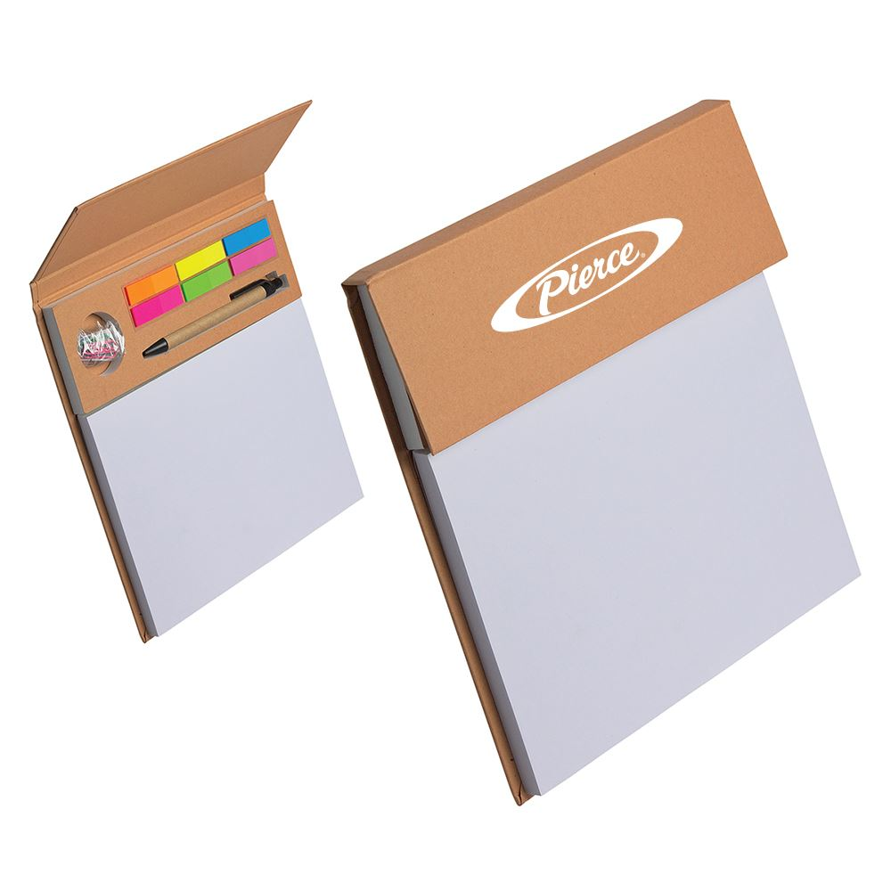 Jumbo Eco Deluxe Recycled Deskpad- Personalization Available