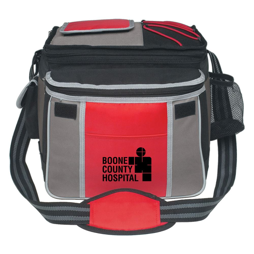 Flip Top Cooler Bag- Personalization Available