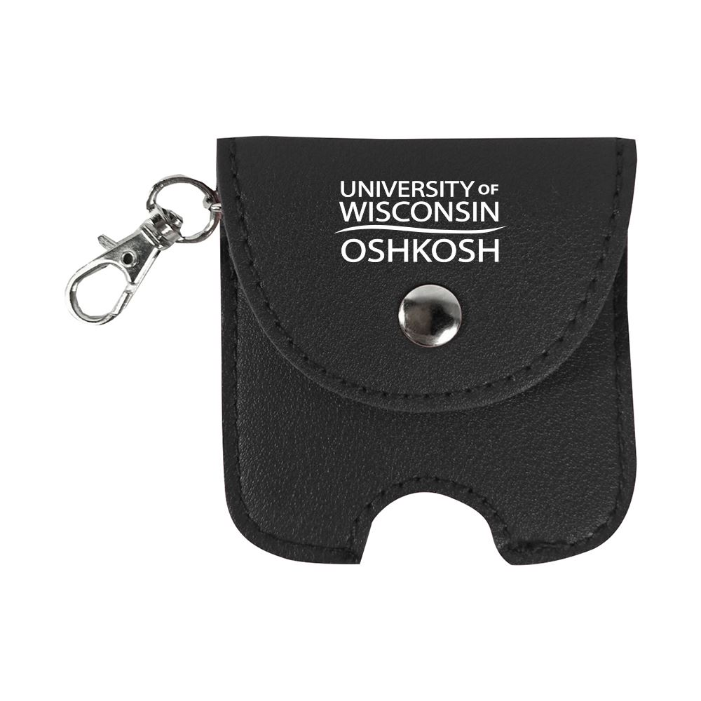 Leatherette Pouch For Hand Sanitizer- Personalization Available