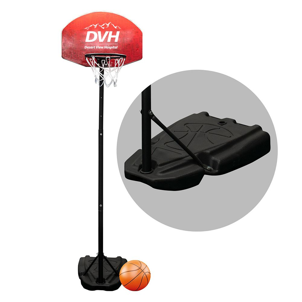Basketball Hoop- Personalization Available