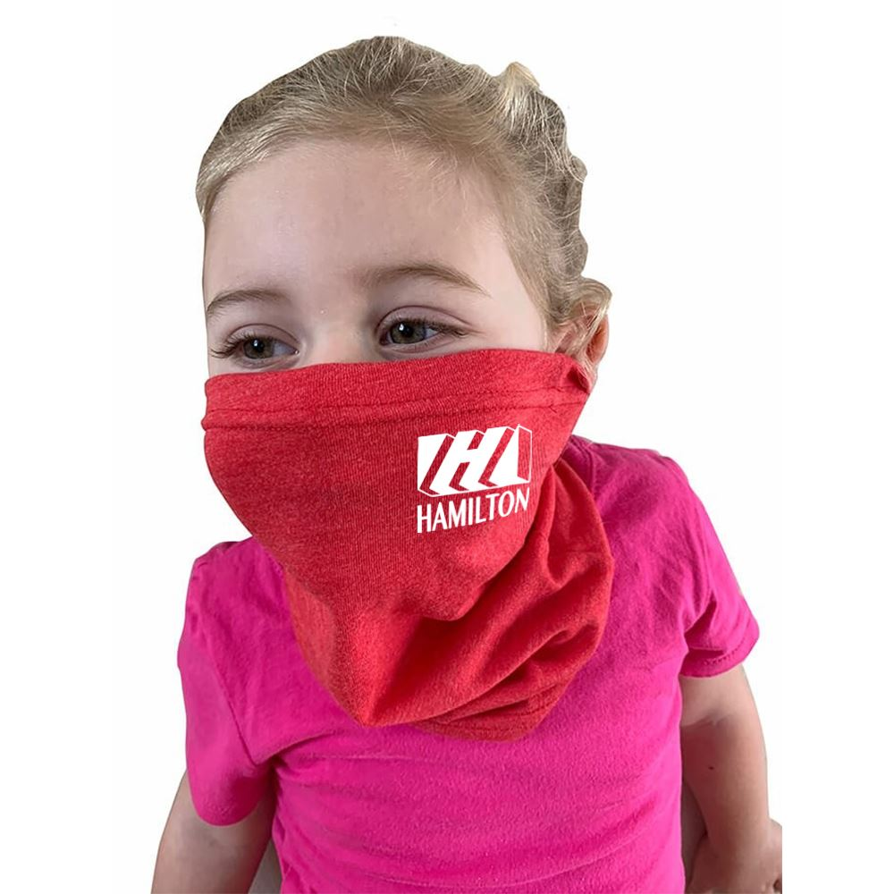 Next Level Multifunctional Tri-Blend Youth Neck Gaiter Face Cover